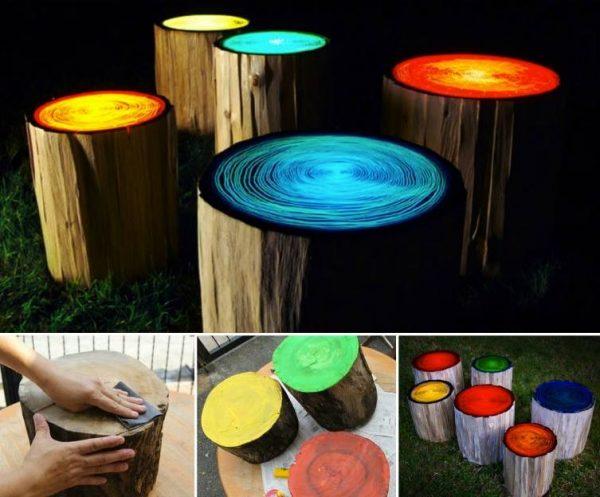 Краски для древесины
