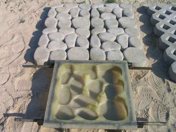 Плитка и форма