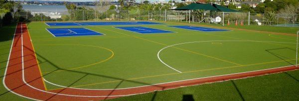 Искусственный газон для спортивных площадок