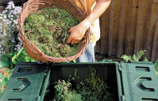 Приготовление компоста своими руками