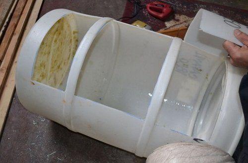 Мини-теплицы из пластикового бидона